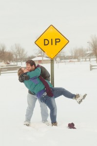 Who is the Dip? Mike or Kari?