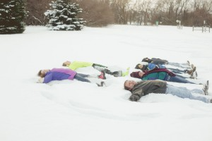 Snow Angels, just for fun